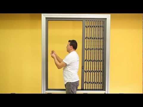 Come installare le Grate di sicurezza Impacchettabili - Rogiamstore