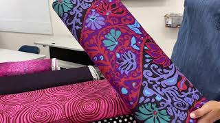 Cary Quilting Company, 9 24 20: New Kaffe Fassett Fabrics!