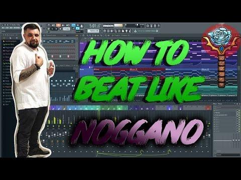 Как сделать бит Ноггано - Роллексы в FL Studio 12