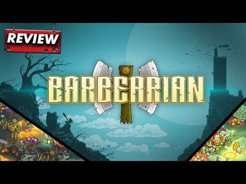 Barbearian: REVIEW (It's Like a Barbarian With More Bear!) video thumbnail
