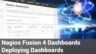 Deploying Dashboards - Fusion