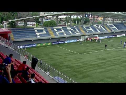 CU17PAN: El Salvador vs United States Highlights
