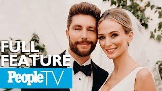 Inside Chris Lane & Lauren Bushnell's Nashville Wedding | PeopleTV