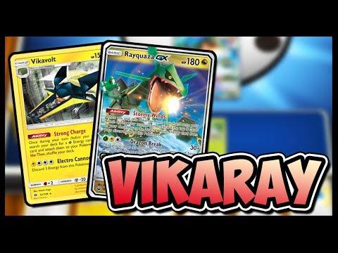 The Glorious Return of VikaRay – Pokemon TCG Online Gameplay