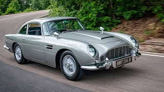 video: James Bond Aston Martin DB5 with all the gadgets sells for £5.3 million: we drive it