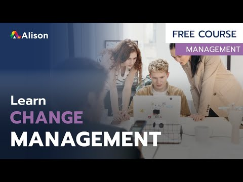 Diploma in Change Management- Free Online Course with Certificate