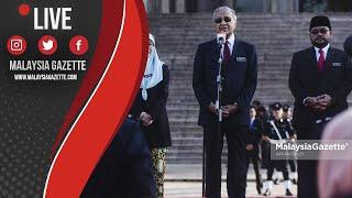 """MGTV LIVE : """"Puasa melarang kita buat perkara tidak baik"""" -Tun Dr Mahathir"""