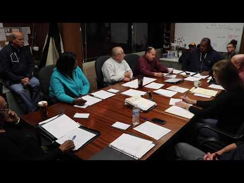 Mon Valley Sewage Authority Meeting 11-12-2019