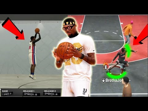 THE LAST 100% BEST JUMPSHOTS IN NBA 2K19... These jumpshots are best jumpers for all best builds!