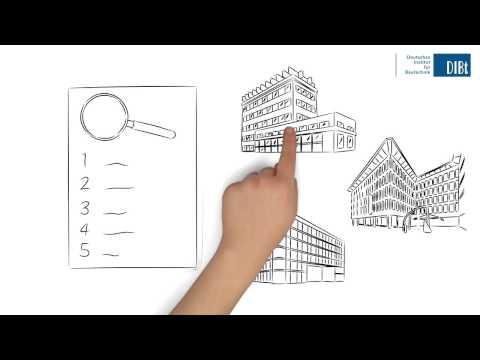 Was macht das DIBt? Wege zur Zulassung und Bewertung innovativer Bauprodukte