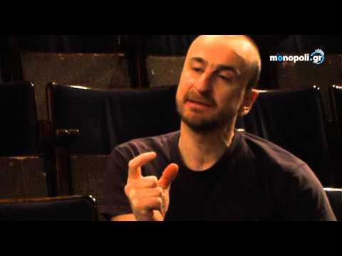 Προεσκόπηση βίντεο της παράστασης Ο ΒΥΣΣΙΝΟΚΗΠΟΣ.