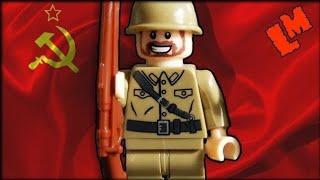 Обзор, лего 2 мировая война