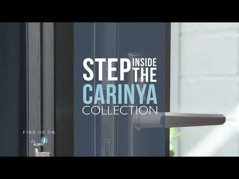 Carinya Select Bi-Fold Door - Hardware