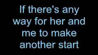 Chris Young The Man I Want To Be Lyrics