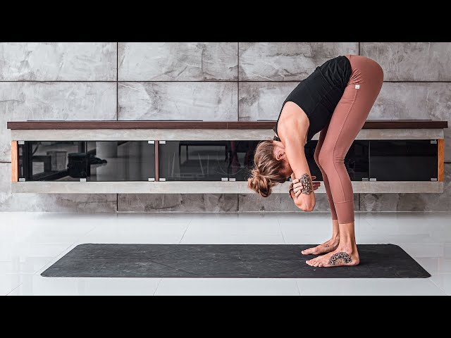 Beginner Yoga – Excellent for Athletes on Recovery Days