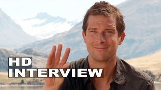 Беар Гриллс, Get Out Alive with Bear Grylls: Bear Grylls Interview