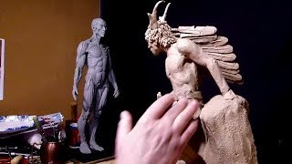 Adding the First 10 Feathers and the Loincloth