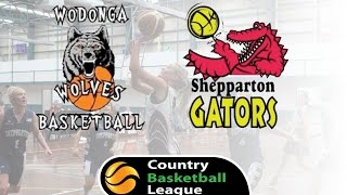 preview picture of video 'CBL Womens Conference Final Wodonga vs Shepparton 7.2.15'