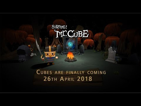 [Survive! Mr.Cube] Eng. Trailer thumbnail