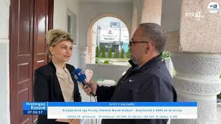 Mirëmëngjesi Kosovë - Drejtpërdrejt - Xhemile Murati Shabani 11.06.2021