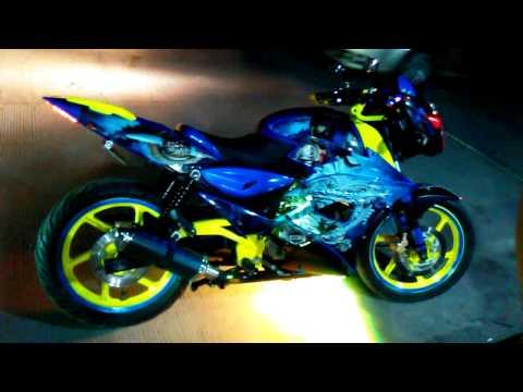 tuning moto personalizacion led moto