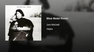 Blue Motel Room