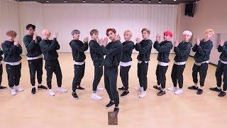 SEVENTEEN (세븐틴)   박수 (CLAP) Dance Practice (Mirrored)