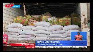 KTN Prime: Government prepares Kenyans for a longer drought duration till October next year,17/11/16