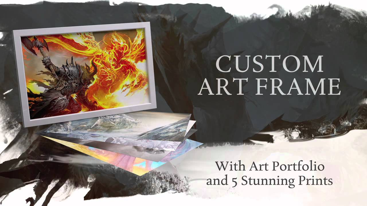 The Guild Wars 2 Collector's Edition Is That Much More Enticing When Set To Music