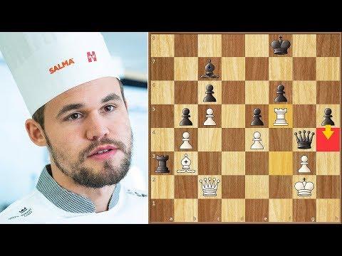 The Secret Recipe | Carlsen vs Ding || Norway Chess (2019)