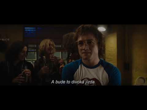 ROCKETMAN Trailer #1 (CZ subtitles)