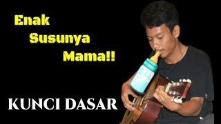 Chord ukulele sayur kol