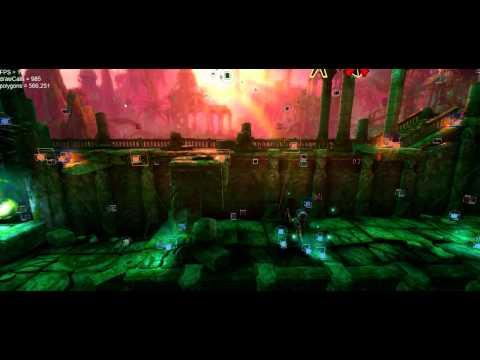 Level Creation in Trine 2 Showcased
