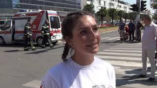 Симулациска вежба за прва помош во Струмица