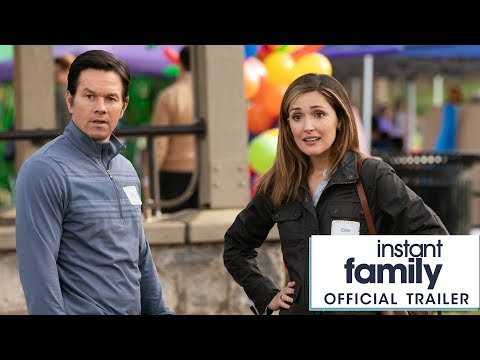 Movie Trailer: Instant Family (0)
