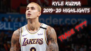 Kyle Kuzma 2019-20 Season Highlights |  Part 1