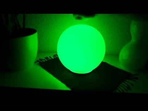 Stimmungslampe, Modewechsel per Klopfgeeste auf Basis von Arduino Nano v3 und binärem Mikrofon