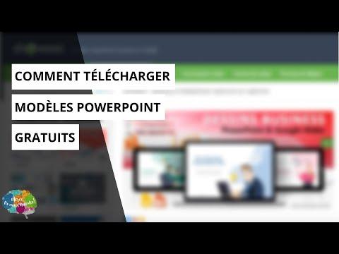 Modèles Powerpoint gratuits à télécharger et à personnaliser - Showeet