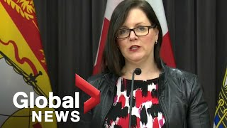 Coronavirus outbreak: N.B. reports no new cases for 13th consecutive day | FULL