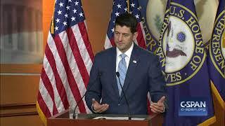 """Speaker Ryan: """"There"""
