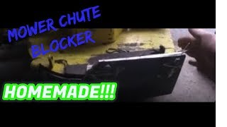 discharge chute blocker - Free video search site - Findclip Net
