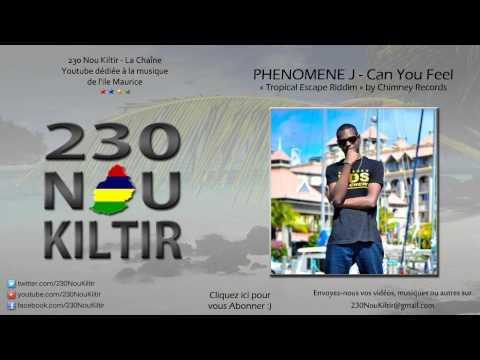 Phenomene J - Can You Feel (Tropical Escape Riddim) (REGGAE 2012) - 230NouKiltir