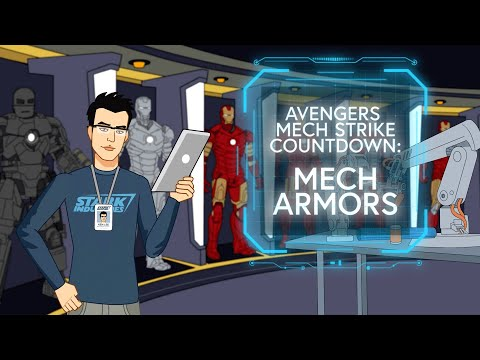 Mech Strike Countdown | Mech Armors | Marvel's Avengers: Mech Strike