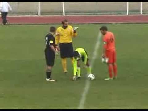 Preview video A.S.D. PIOMBINESE - ALBIGNASEGO CALCIO 0-0
