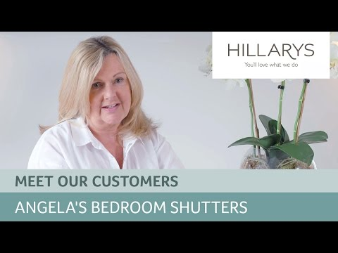Choosing shutters: Meet Angela YouTube video thumbnail