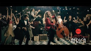 Africa ('50s Style Toto Cover)   Postmodern Jukebox Ft. Casey Abrams & Snuffy Walden