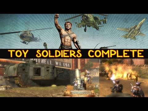 soldiers at war pc