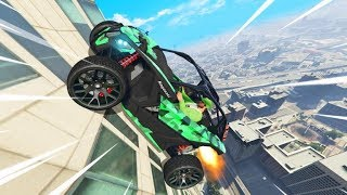 *NEW* GTA 5 BUGGY That DRIVES On WALLS! (DLC)