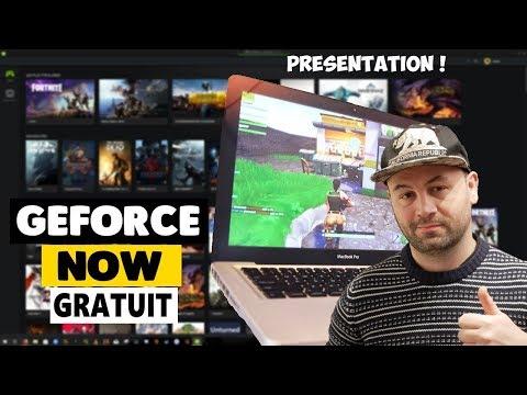 Mon avis sur Geforce Now ! L'avenir du cloud gaming ? [Présentation]