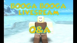 🔴*Q&A* Live BOOGA BOOGA Stream! #ROADTO100SUBS!🔴